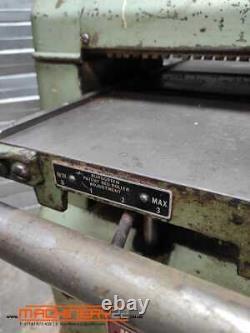 Wadkin 12BAO Thicknesser, 415V, three phase