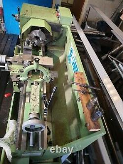 Warco Gh-1330, 3 Phase Lathe, Fantastic Condition
