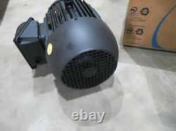 Weg 5 HP electric motor 11651809 20541022 472222955 W22 575 volt 60 HZ 04P1845