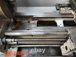 XYZ 1400 Geared Head Precision Lathe. 450V, three phase